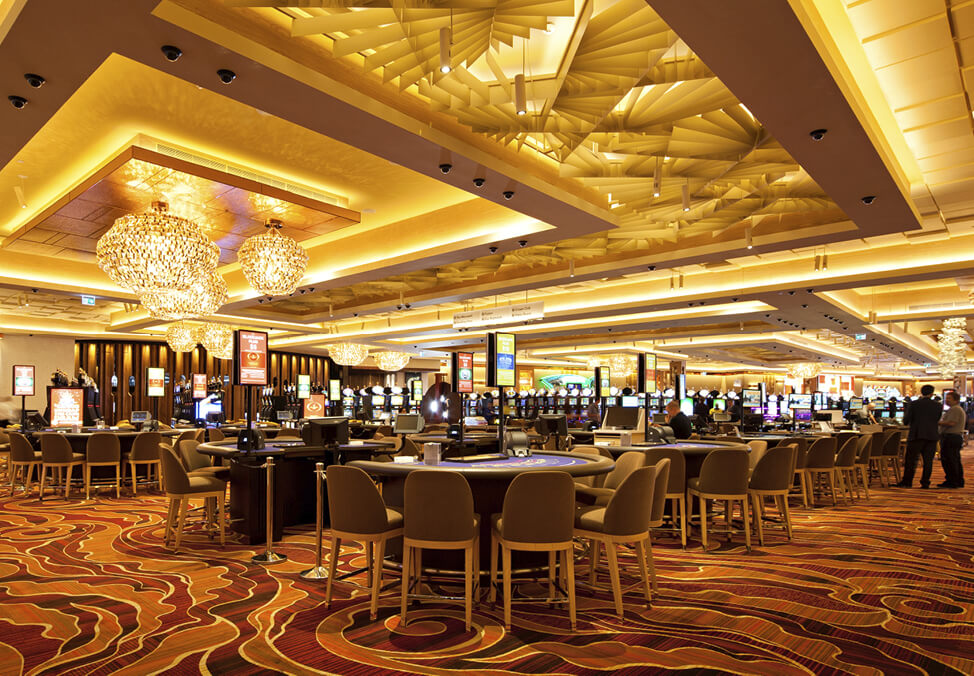 Lower Priced Tables - Gaming at Crown Perth