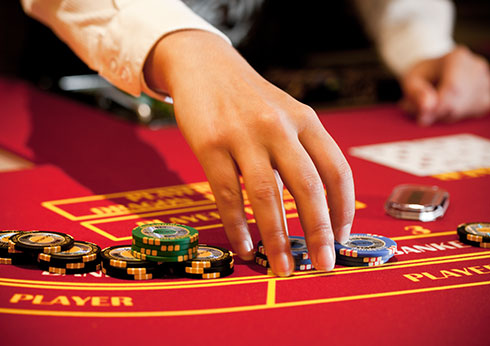 Perth Casino CasinoGames Baccarat