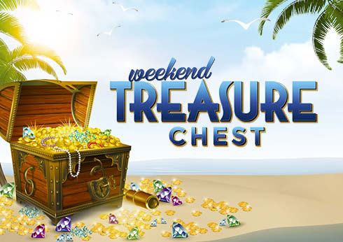 Crown Perth Casino Games Weekend Treasure Chest