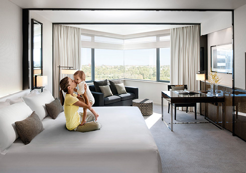 Keeping up with the Kids - Crown Metropol Perth