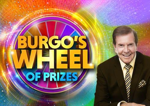 Burgo's Wheel of Prizes - Casino Promotion at Crown Perth