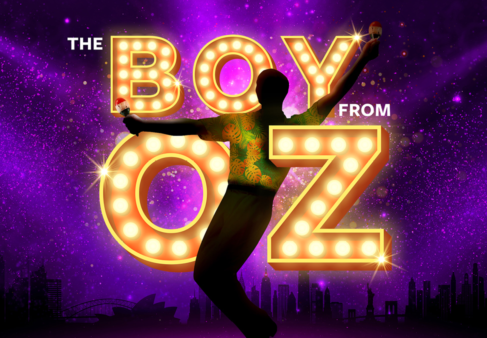 The Boy From Oz Crown Theatre Perth