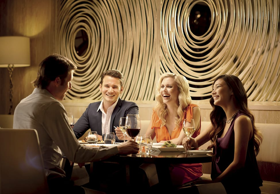 The Ultimate Dinner For Just $50 - Crown Perth's Value Guarantee
