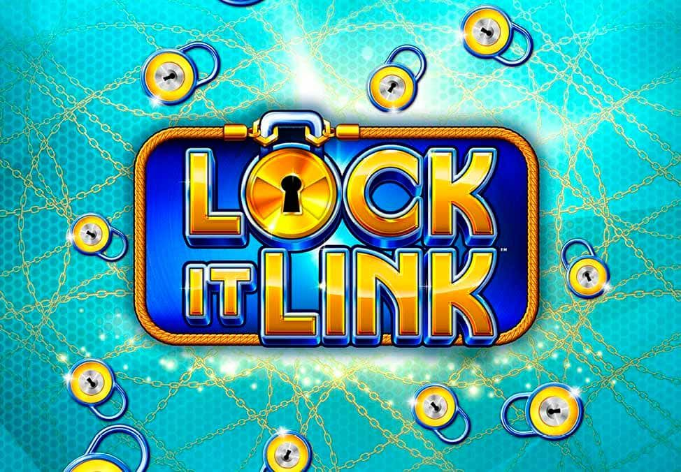 Lock It Link logo lock up