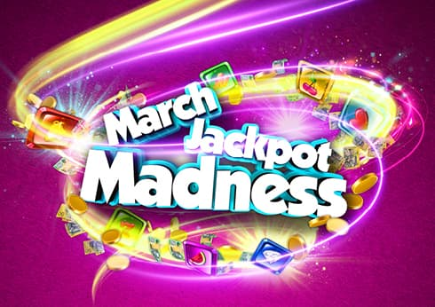 March Jackpot Madness Crown Perth Casino Main Gaming Floor