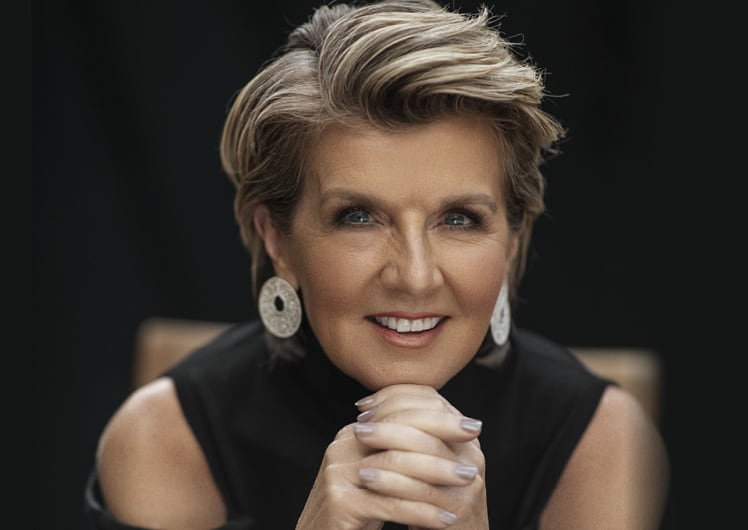 The Honourable Julie Bishop Keynote speaker PrideFEST luncheon