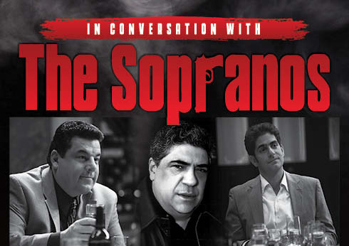 In Conversation with The Sopranos at Crown Theatre Perth