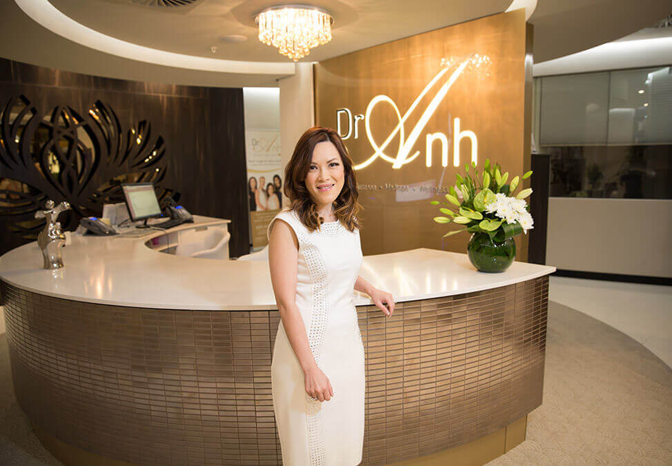 Dr Anh cosmetic physician - Crown Perth